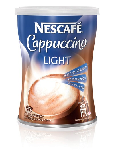 Cappuccino light