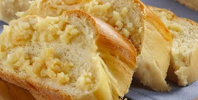 Pão com Beijinho