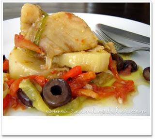 Bacalhau Cremoso  Chic e Fácil