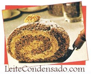 Chocolate com Nozes e Café