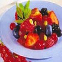 Salada de frutos silvestres