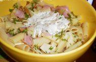 Salada de Macarrão com Fiambre