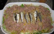 Salada de Sardinhas