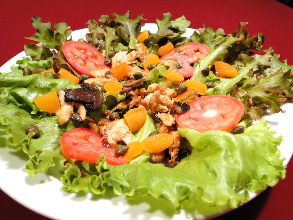 Salada à Siciliana