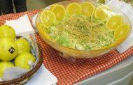 Salada de Frango com Melão