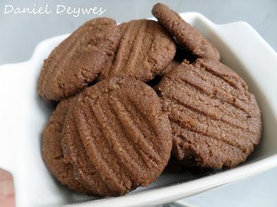 Biscoitos de Baunilha Amanteigados