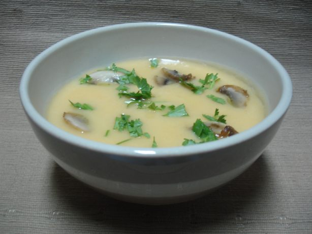 Sopa de cogumelo