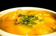 Sopa de Frango com Legumes