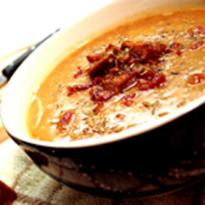 Sopa de Miso e Legumes