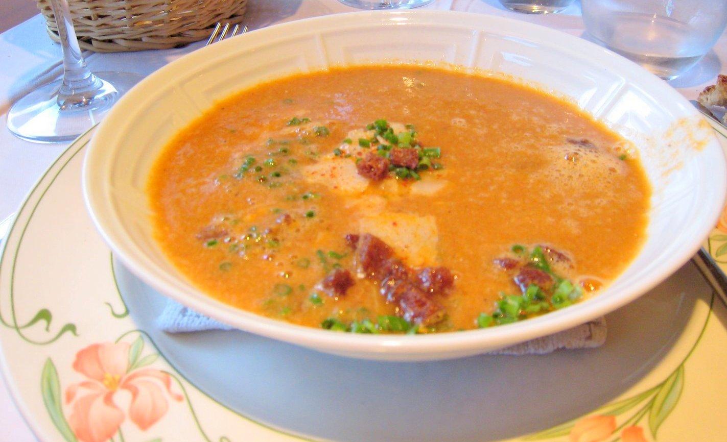 Sopa de Peixe do Algarve