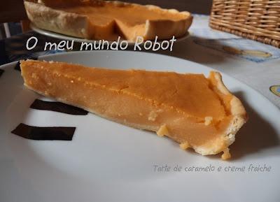 Tarte de Caramelo
