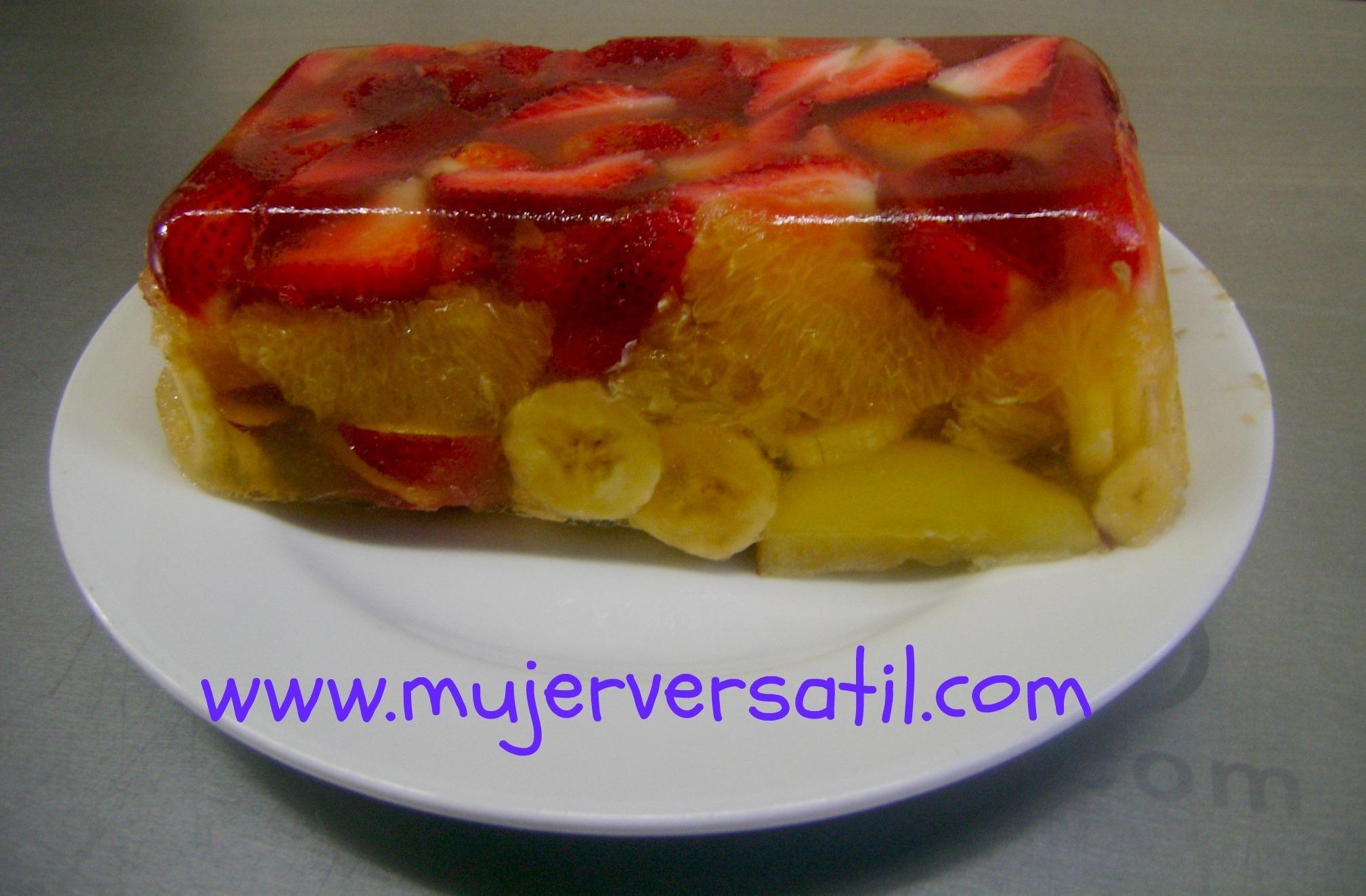 Terrina de Frutas