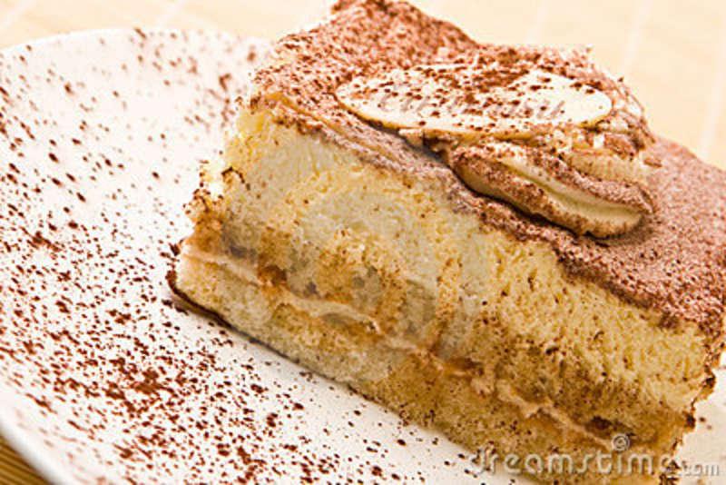 Tiramisù de Chocolate Delicioso