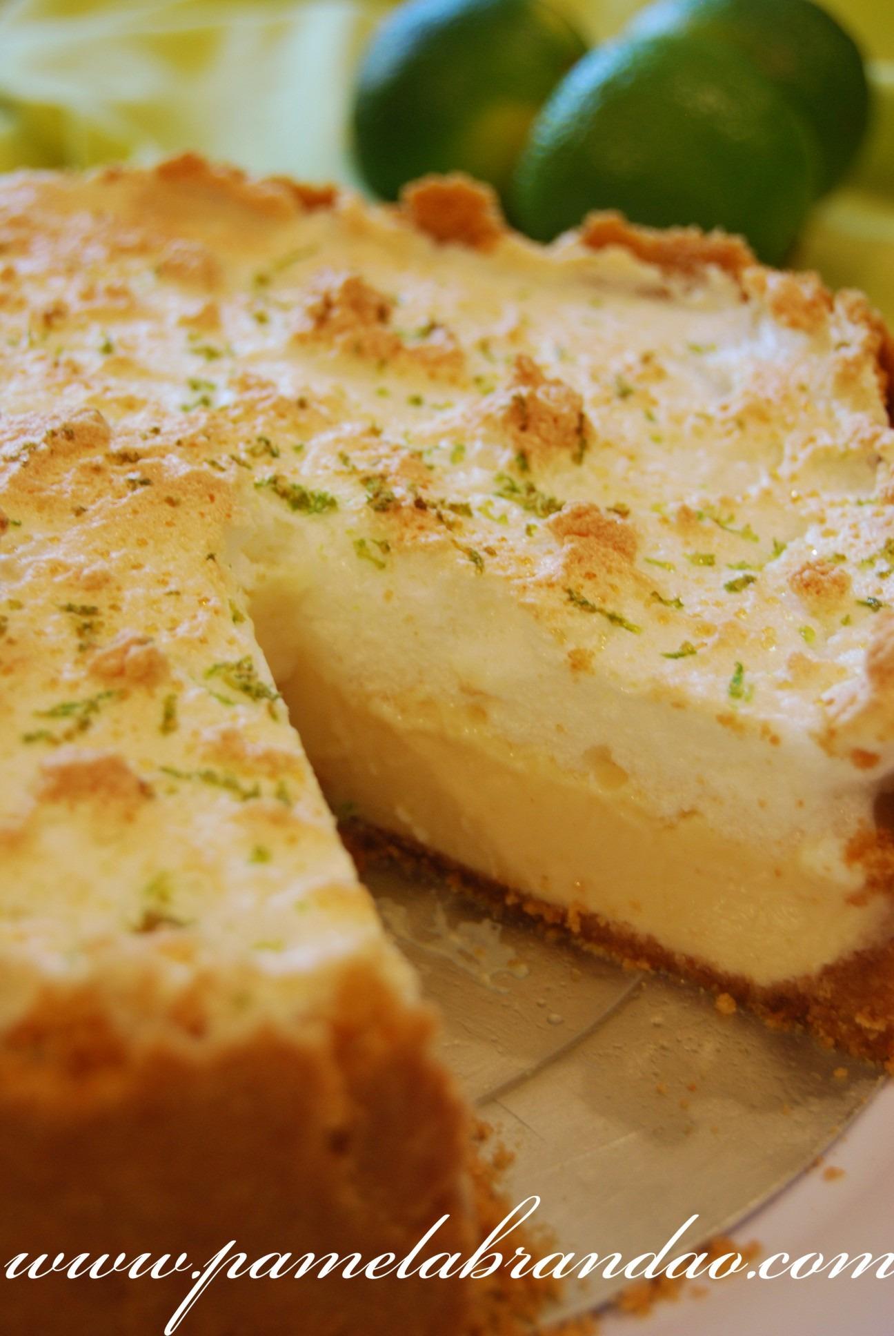 Torta de Limão II