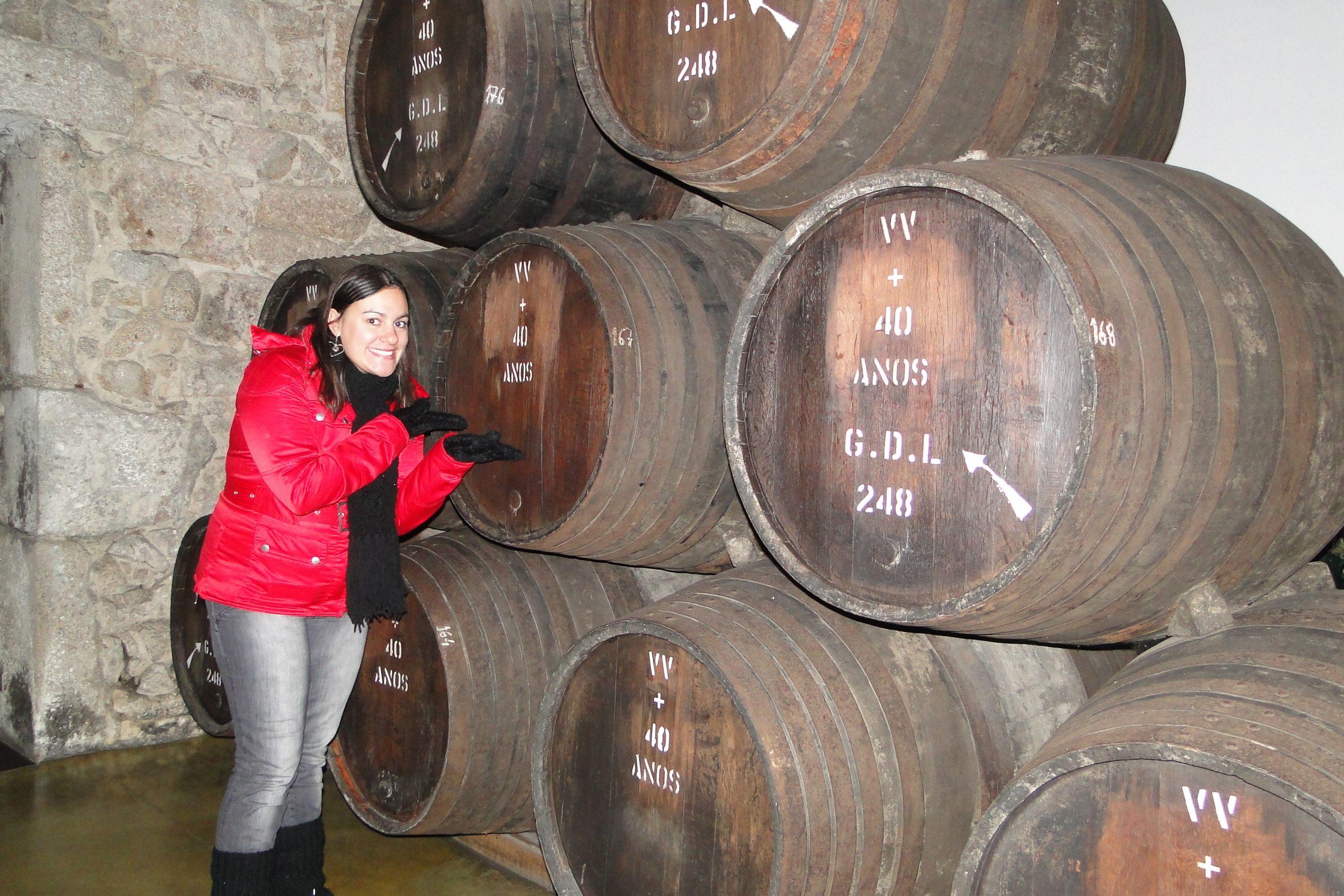 Vinhos do Porto sem Data de Colheita
