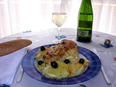 Bacalhau à Portuense