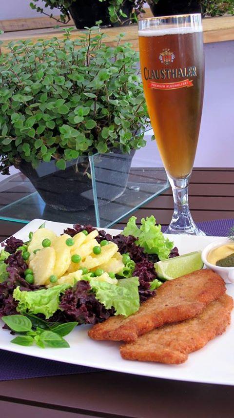 Salada de Haddock para Inverno