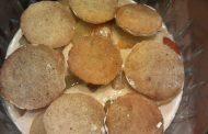 Biscoitos de Ameixas