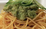 Esparguete com Abobrinha