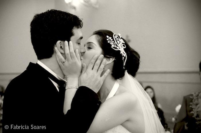 Beijos de Noiva