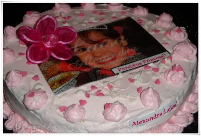 Torta Cor de Rosa