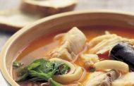 Sopa de Peixe à Marselhesa