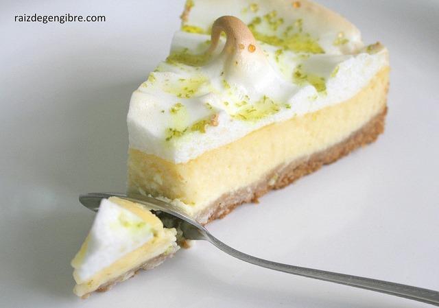 Cheese Cake de Limão