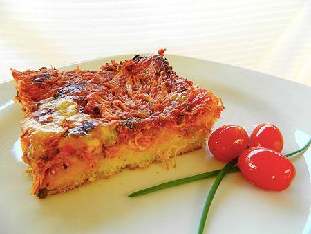Massa Pizza Mole