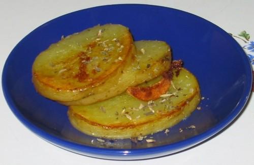 Batatas Alouradas