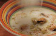 Sopa Aromática de Mexilhão