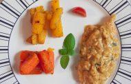 Legumes c/ Molho de Queijo