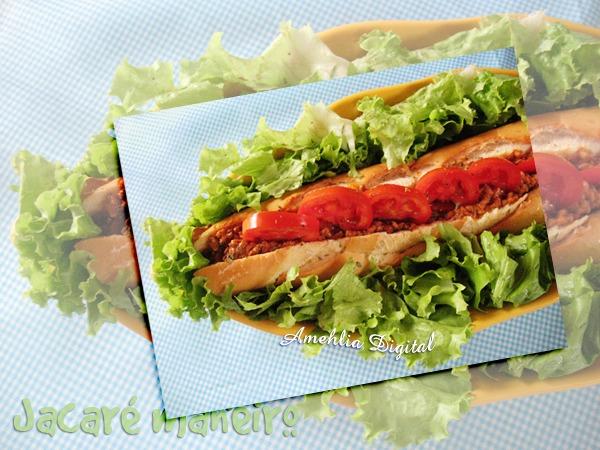 Sanduíche Maneiro