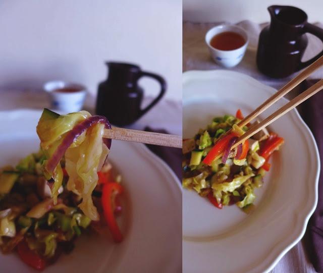 Legumes à Oriental