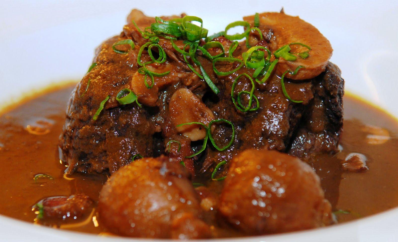 Alcatra com Curry