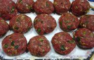 Almôndegas de carne