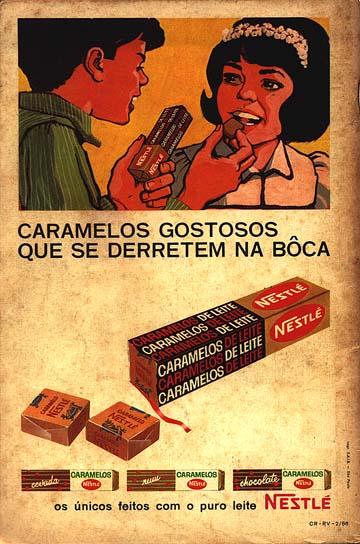 Caramelos de Leite