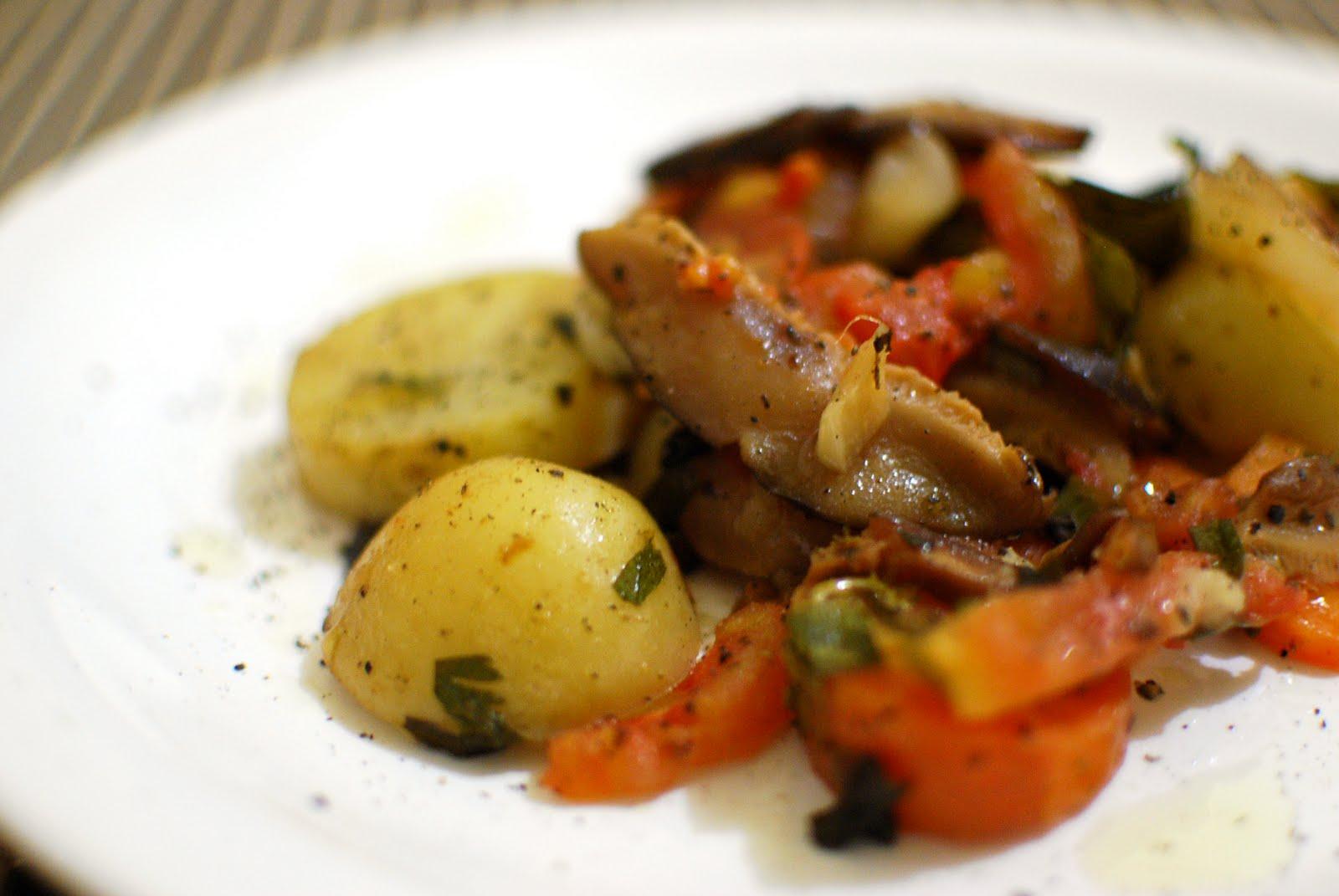 Bacalhoada Vegetariana
