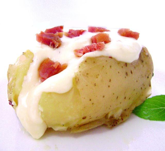Batata com Queijo