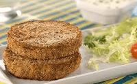 Bifes de aveia e germe de trigo