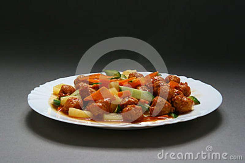 Bolinhas de Carne de Galinha