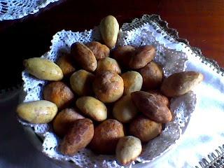 Biscoitos de Castelo Branco