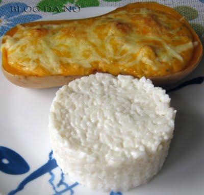 FRIGIDEIRA DE PEIXE, CAMARÃO E ABÓBORA