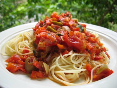 Coli de tomate  Molho para Carnes