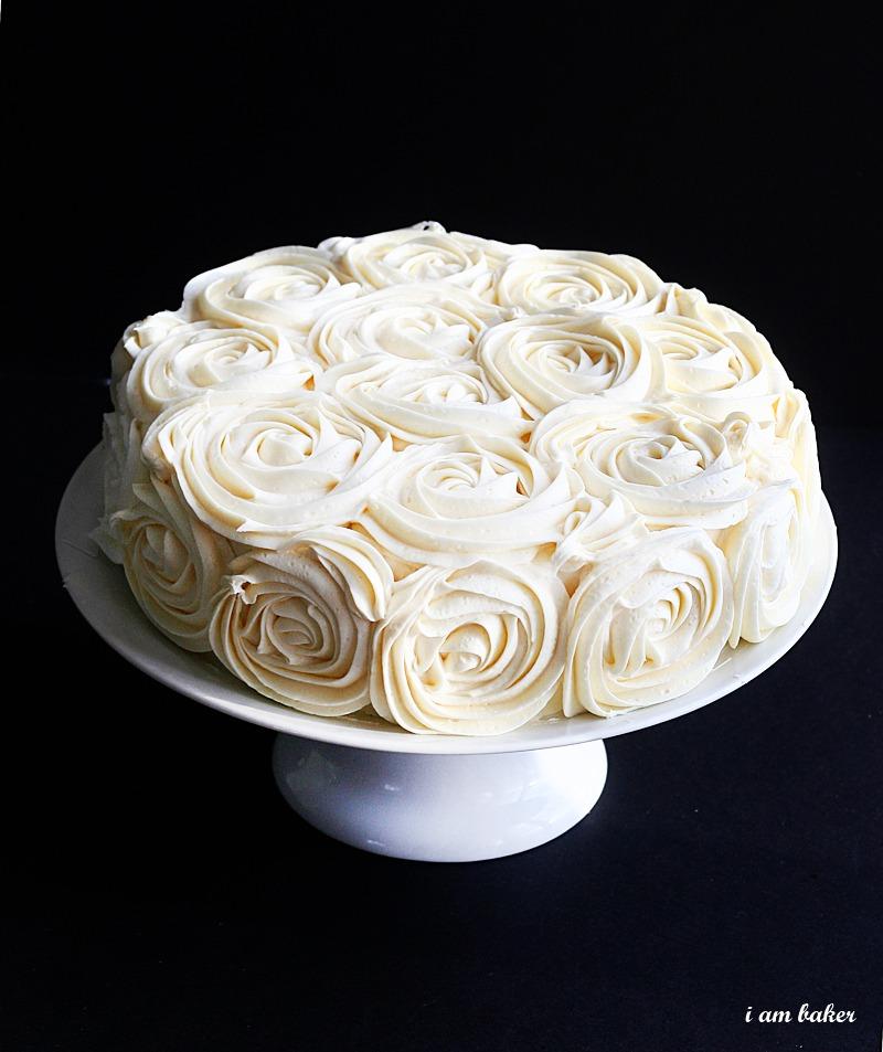 Glacê para ornamentar bolo