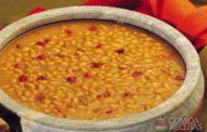 Cozido de soja