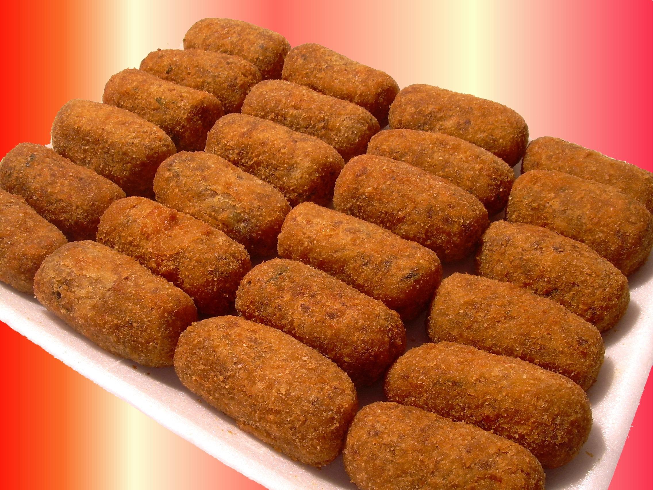 Croquetes de Carne II