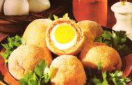 Croquetes de ovos