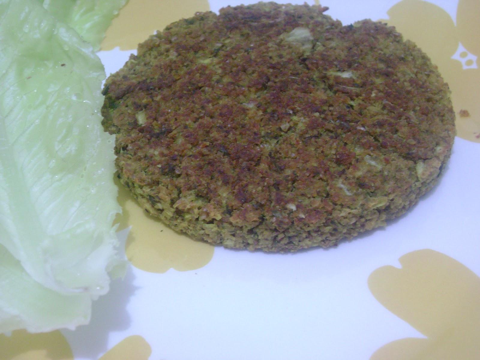 Assado de carne vegetal