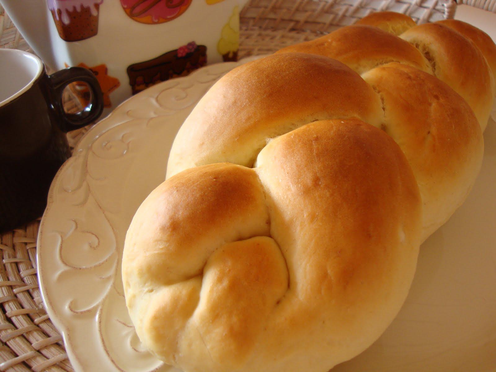 Trança de pão