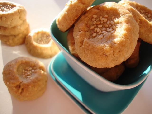 Biscoitinhos de gengibre